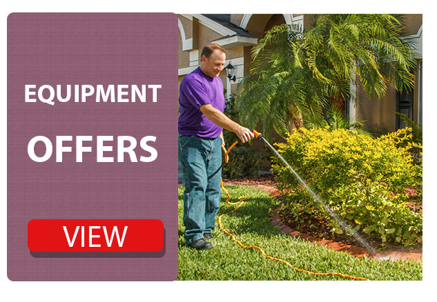 Garden Equipment Offers