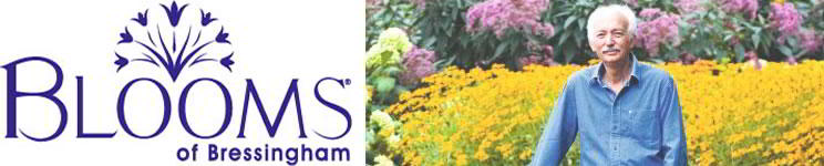 Suttons Seeds is proud to be working with Blooms of Bressingham - Expert Perennial Plant Growers
