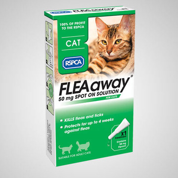 Cat Flea Treatment