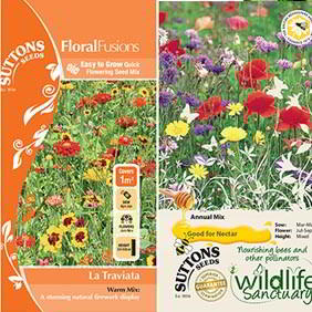 Featured Flower Seed Ranges