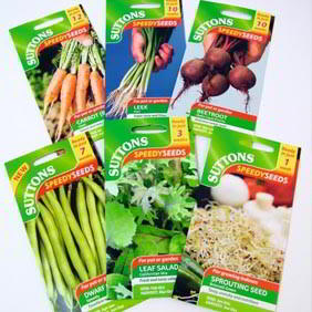 Featured Vegetable Seed Ranges