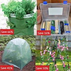 Garden Equipment Clearance