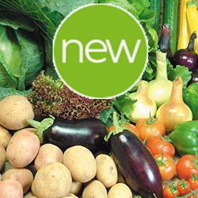New Vegetable Plants