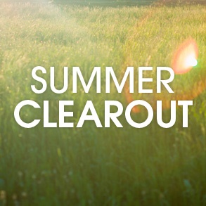 Summer Clearout