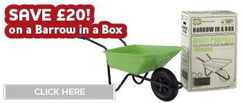 Wheelbarrow Offer