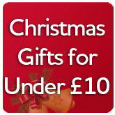 Christmas Gifts For Under £10