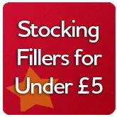 Stocking Fillers for Under £5