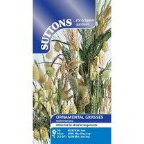 Grasses Ornamental Choice Mix Seeds