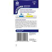 Impatiens Seeds - balsamina type Mix