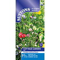 Wildlife Seeds - Cottage Garden Mix