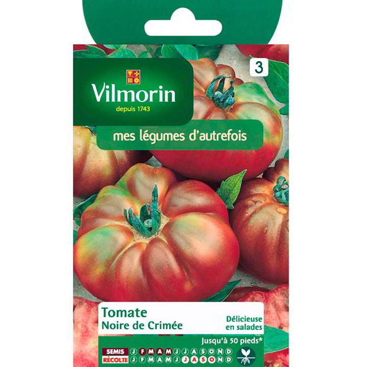 Tomato seeds noire de crimee - Noir de crimee ...