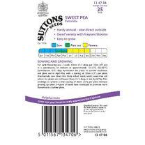 Sweet Pea Seeds - Patio Mix