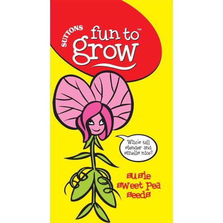 Susie Sweet Pea Seed