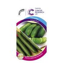 Cucumber Seeds - Long & Short