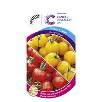 Tomato Seeds - Cherry Red & Yellow