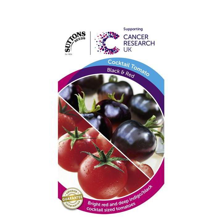 Tomato Cocktail Seeds - Indigo Rose & Alicante