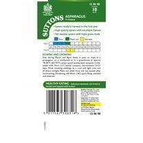 Asparagus Seeds - F1 Ariane