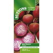 Beetroot Seeds - Chioggia