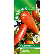 Pepper Chilli Seeds - Hungarian Hot Wax