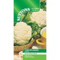 Cauliflower Seeds - Galleon