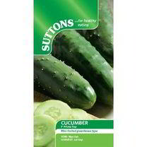 Cucumber Seeds - F1 Prima Top