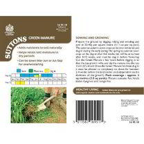 Green Manure Seeds - General Mix