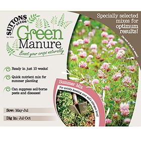 Green Manure - Summer Mix