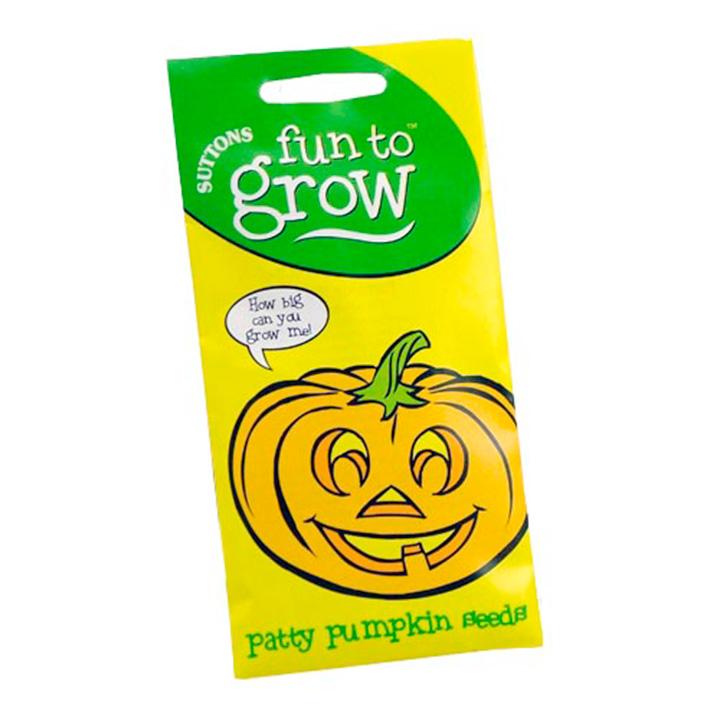 Patty Pumpkin