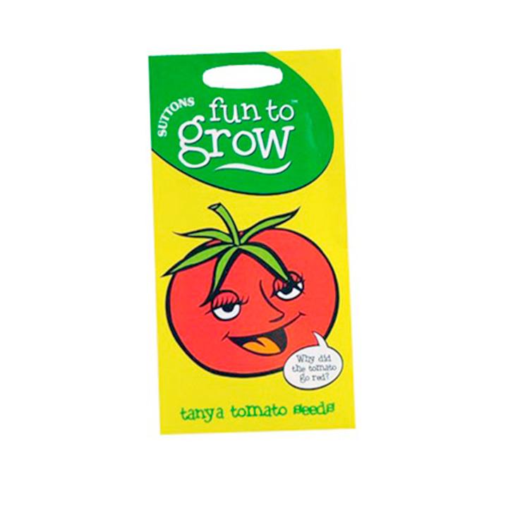 Tanya Tomato
