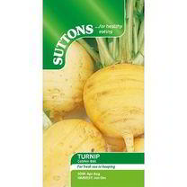 Turnip Seeds - Golden Ball