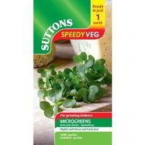 Speedy Veg Seed - Broccoli Green-Sprouting