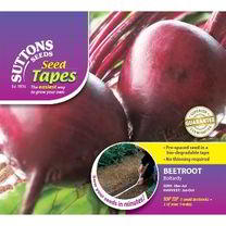 Seed Tape - Beetroot Boltardy