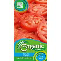 Tomato Seeds - F1 Beefsteak Organic
