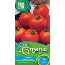 Tomato Seeds - Moneymaker Organic