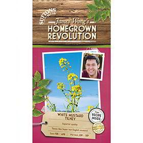 Mustard Seeds - Tilney