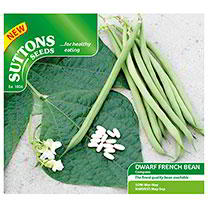 Bean (Dwarf French) Seeds - Compass