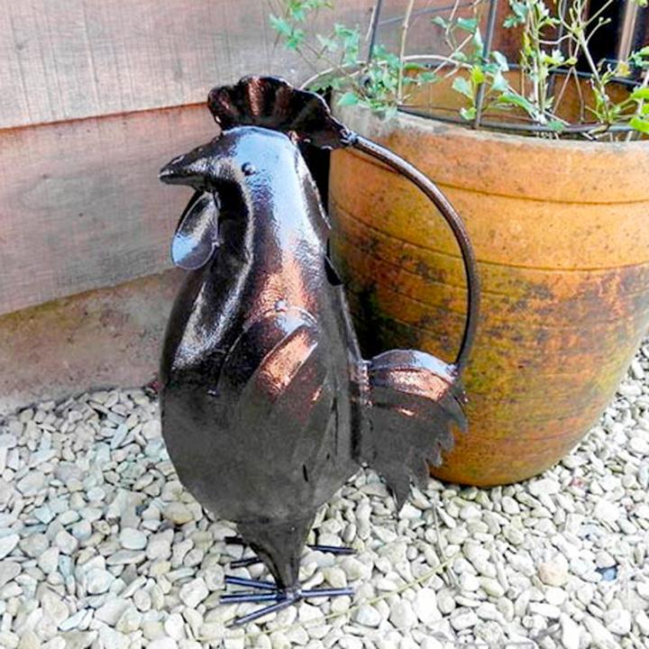 Watering Can - Large Cockerel