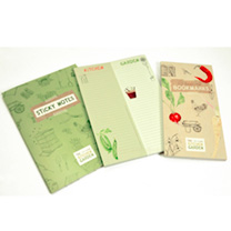 Kitchen Garden Stationery Assortment