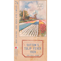 Jigsaw 1000 Pieces - Tulip Fever 1928