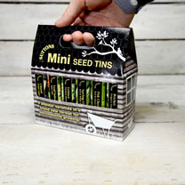 Seed Tins - Salad Collection