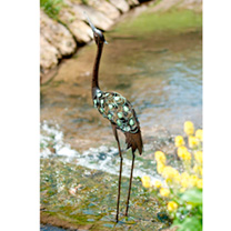 Decorative Heron
