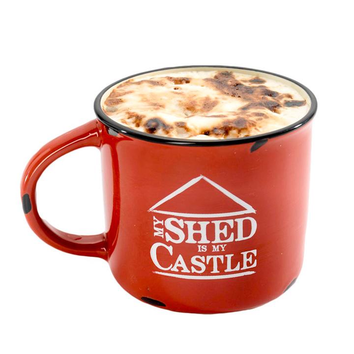 Shed Mug & Seeds