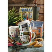 Head Gardener Mug in Giftbox