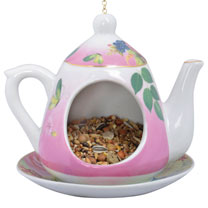 Teapot and Teacup Feeders