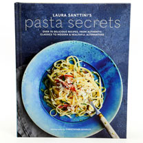 Pasta Secrets Book by Laura Santtini