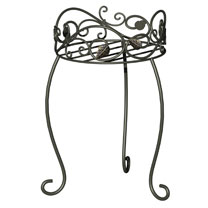 Scroll & Ivy 42cm Plant Stand