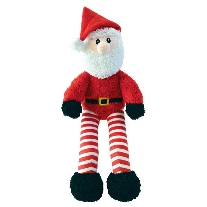 Santa Dog Toy