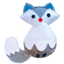 Fox Cat Toy