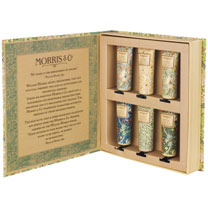 Morris & Co. Golden Lily Hand Cream Library
