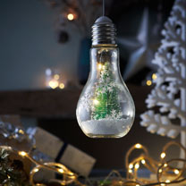 LED Bulb Decoration